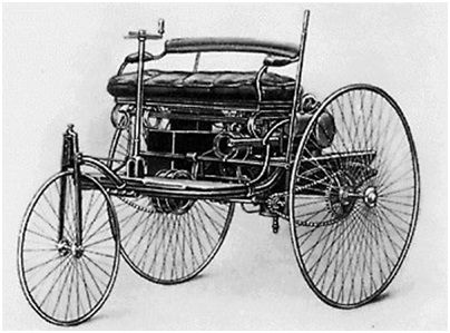 In 1886 Karl Benz Of Germany Created And Patented The First
