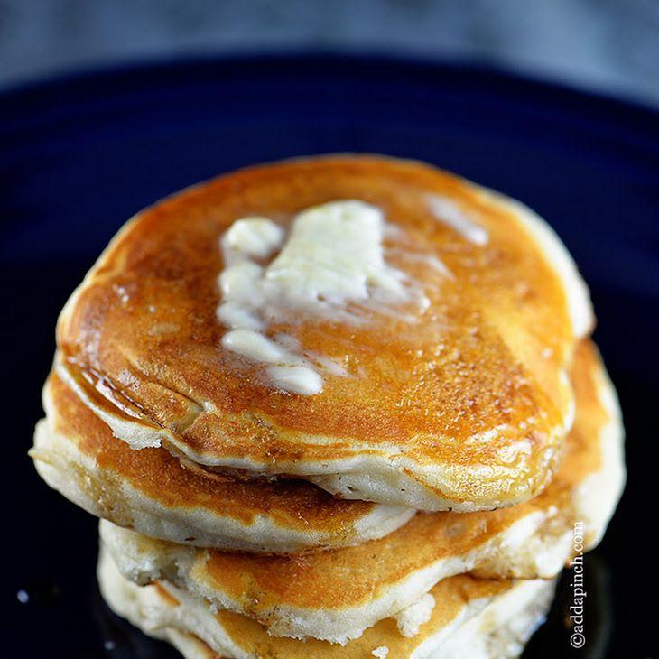 Essential Buttermilk Pancake Recipe Yummly Recipe Recipes Pancake Recipe Buttermilk Breakfast Brunch Recipes
