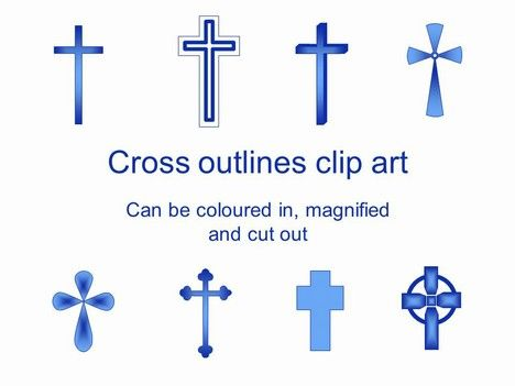 cross templates printable - Google Search | ArT - Crosses ...