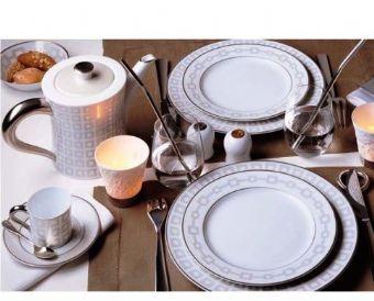 Bernardaud Milo Bernardaud China Embodies One Of The Most Innovative Spirits Among French Luxury Tableware Brands Bernardaud Tablewar Dinnerware China