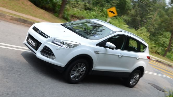 2013 ford kuga this cat packs a lot of bang for your buck. Black Bedroom Furniture Sets. Home Design Ideas