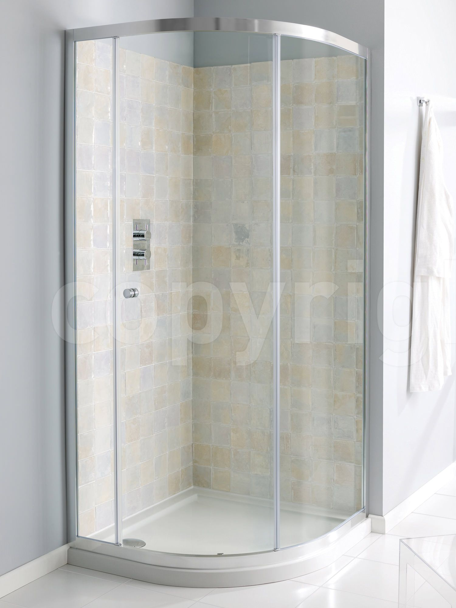Simpsons Edge Single Door Quadrant Enclosure 800mm Eqssc0800 Quadrant Shower Enclosures Quadrant Shower Shower Enclosure