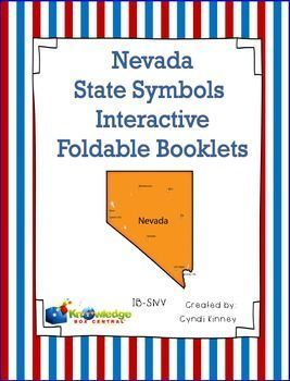 As you learn about the State Symbols of your state you will create a fun bookle