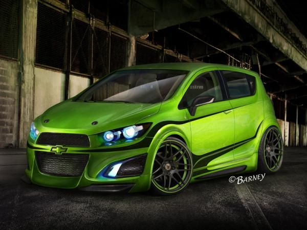 Barney S Profile Autemo Com Automotive Design Studio Chevy