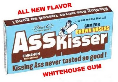 Image result for kissing ass