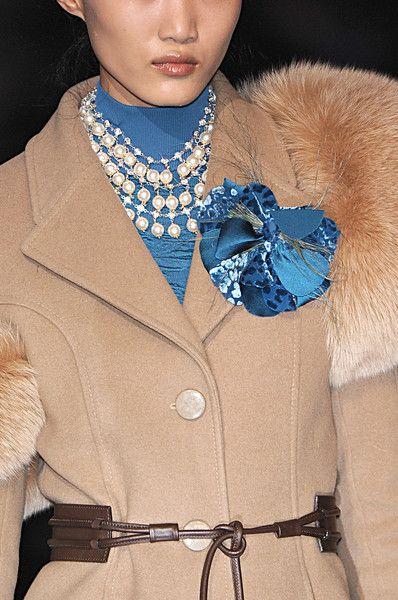 Seduzioni Diamonds Valeria Marini Fall 2009 Details