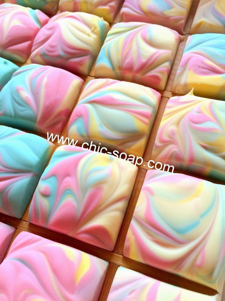 Handmade soap comunidad google jabones jabones - Hacer jabones de glicerina decorativos ...