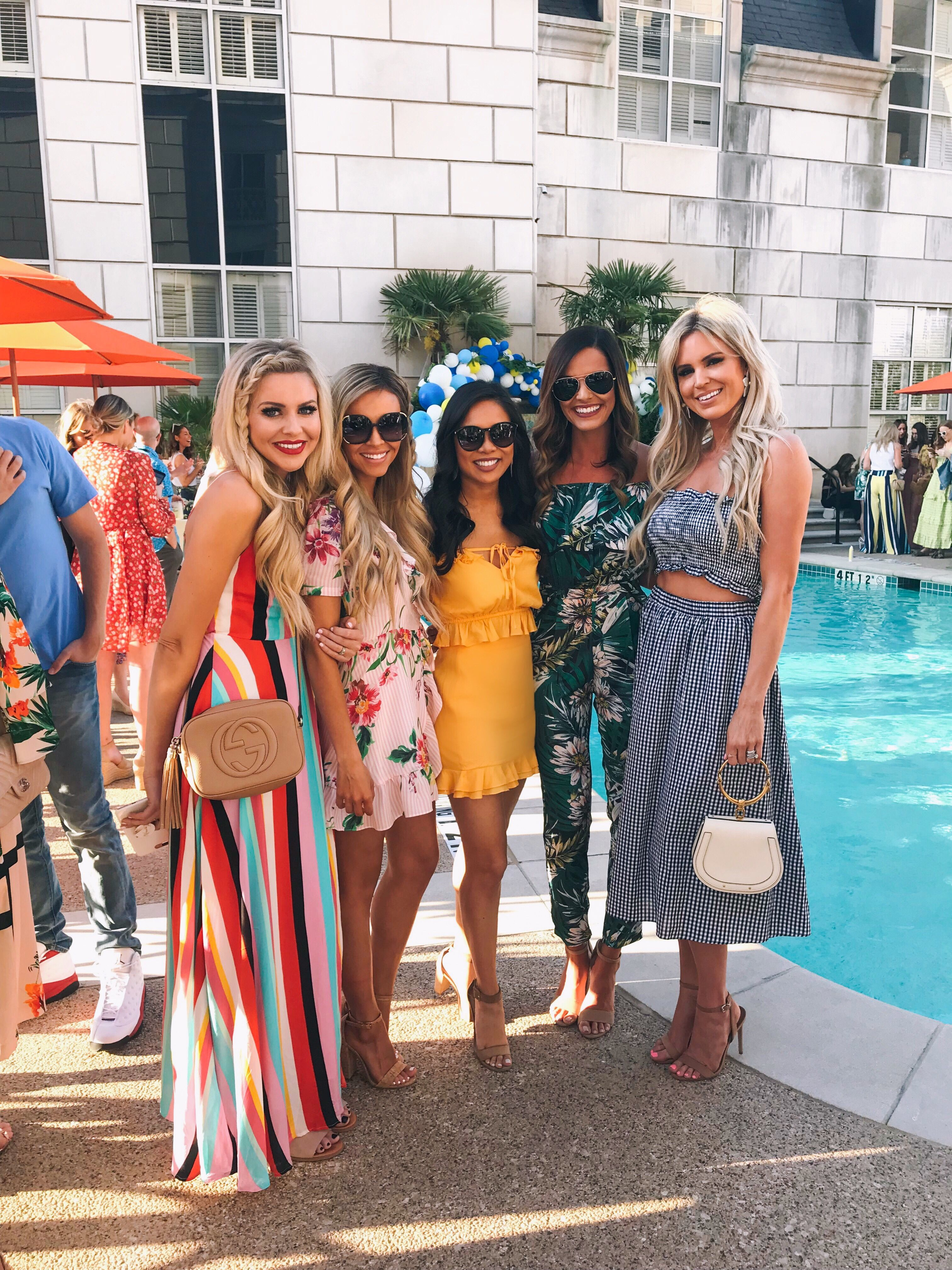 Supergoop Pool Party At Rsthecon 2018 With Melissa Destiny Katy