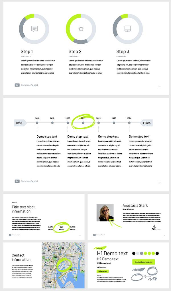 25 templates gratuits pour PowerPoint en 2020 | Modèles de powerpoint, Présentation marketing ...