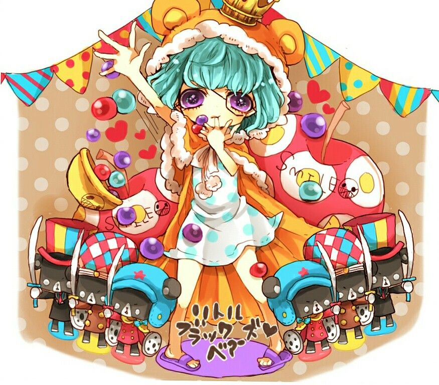One piece Sugar (com imagens)   Anime, Desenhos