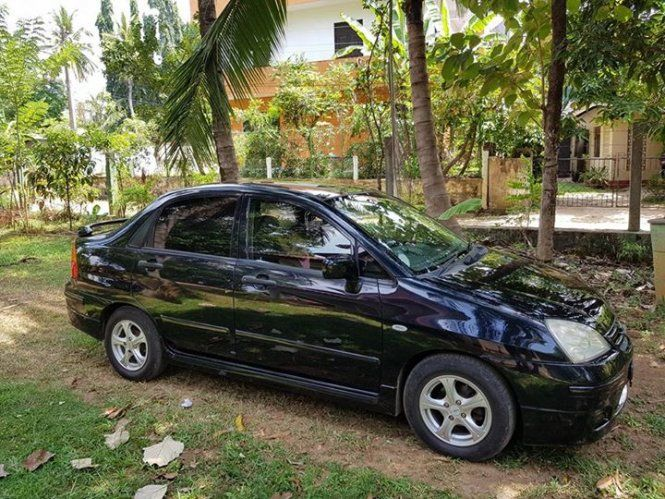 Car Suzuki Liana 2006 Brand New For Sale Sri lanka  Suzuki