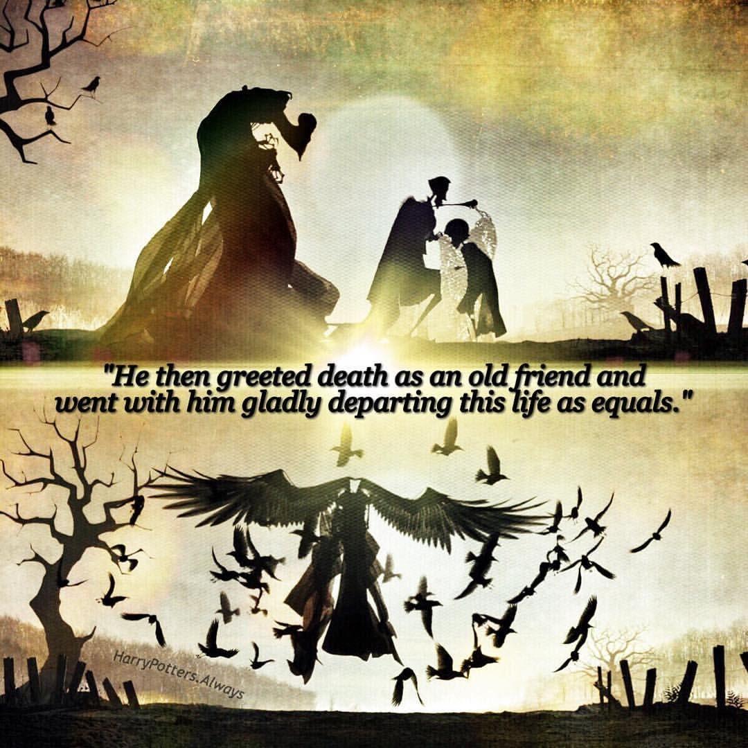 Deathly hallows harrypottertattoosdeathlyhallows harry