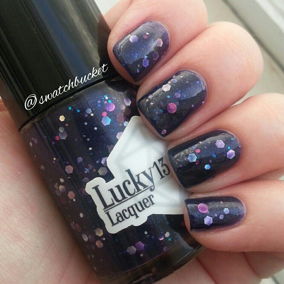 Lucky 13 Purple Drank | Nail Polish! | Pinterest | Purple drinks