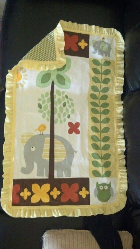 Blanket for my niece Grayson