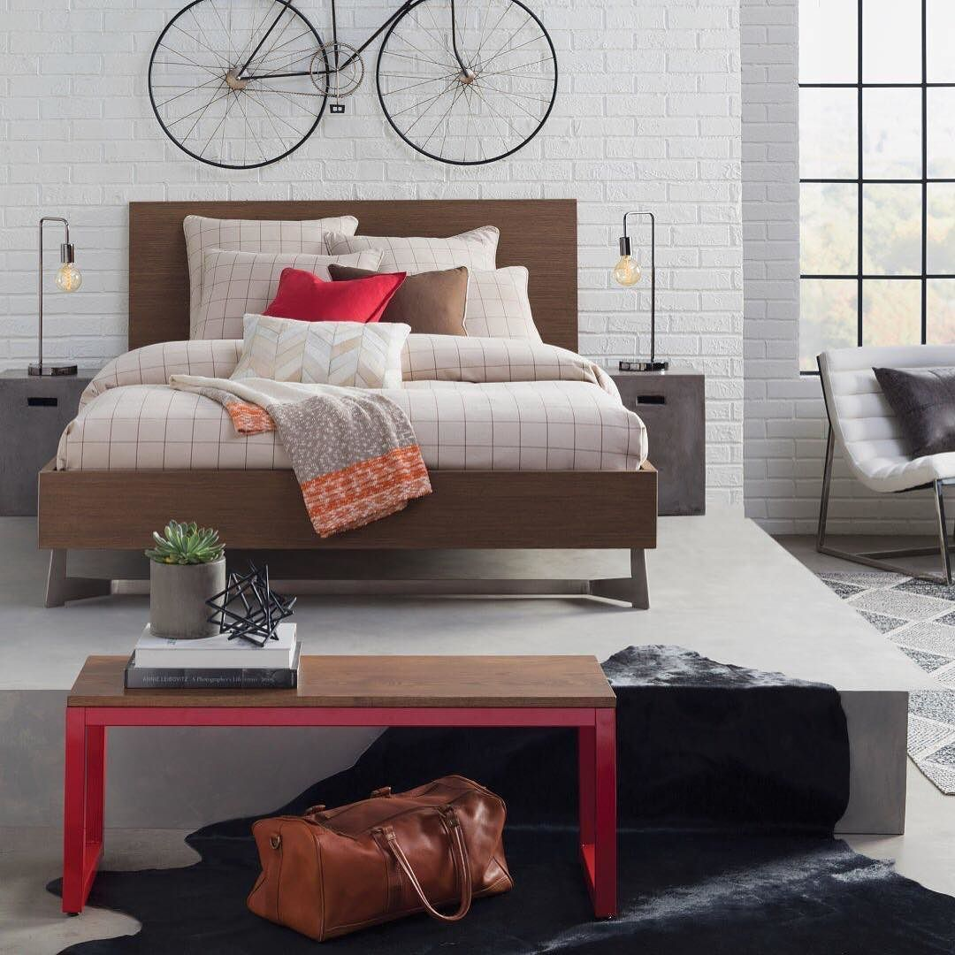 Most wanted our broome platform bed invest in this piece for your