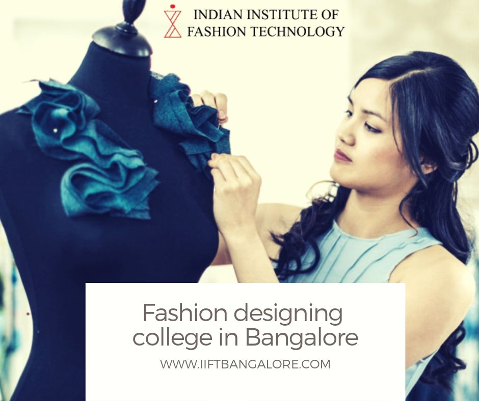 Learn From The Best Get A Master In Fashion Design At Indian Institute Of Fashion Technology I Technology Fashion Fashion Designing Colleges Business Fashion