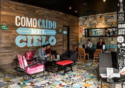 Pin De Beauty Spot En Cafeterias Y Restaurantes Mas Originales Del - Diseo-cafeterias-modernas