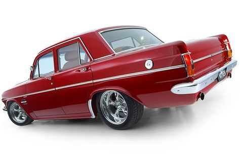 EH HOLDEN SPECIAL rear