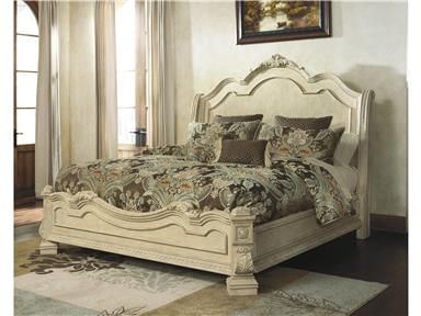 Shop For Millennium Cal King Sleigh Rails B707 94 And Other Bedroom Bed Rails At Hansens