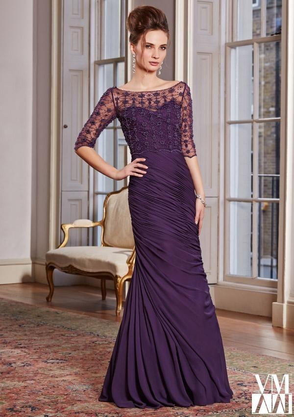 71009 Evening Gowns / Dresses 71009 Chiffon/Mesh