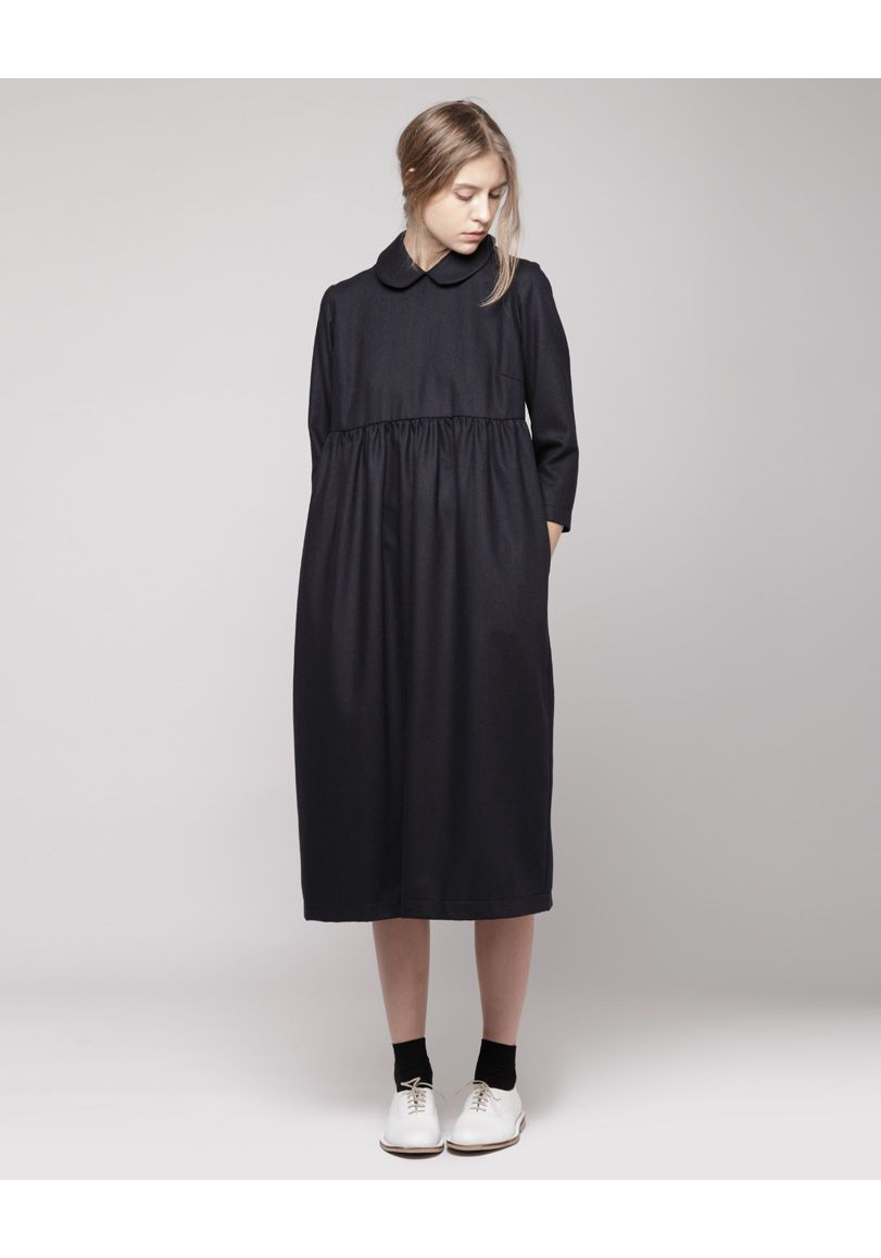 Comme des Garçons Shirt   Peter Pan Collar Dress  3292eae3b8fe