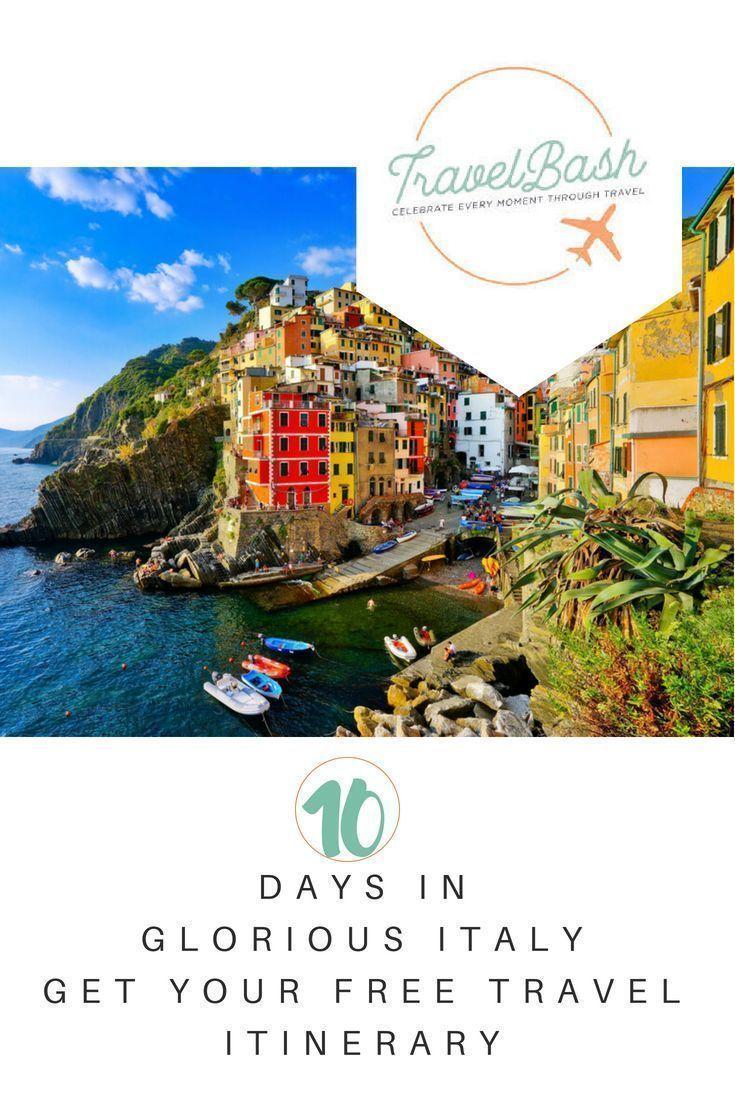 FREE ITALIAN TRAVEL ITINERARY! Group Travel | Romance Travel | Honeymoon Ideas Destination Wedding Ideas | Girlfriend Getaways | Couples Trips | Vacation Ideas | Travel Tips | Destination Weddings | All Inclusive Vacations | Destination Wedding Etiquette