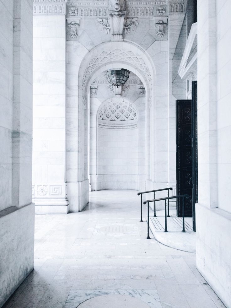 New York Public Library, NYC.