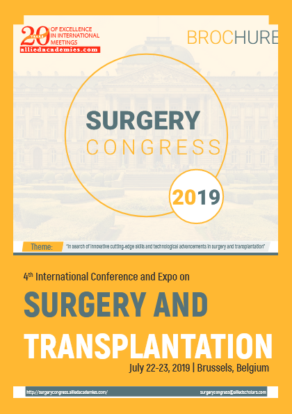 4th International Conference And Expo On Surgery And
