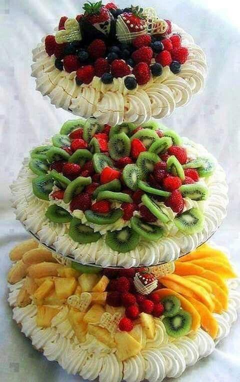 Decoracion Con Frutas Arreglos De Frutas Mesas De Frutas