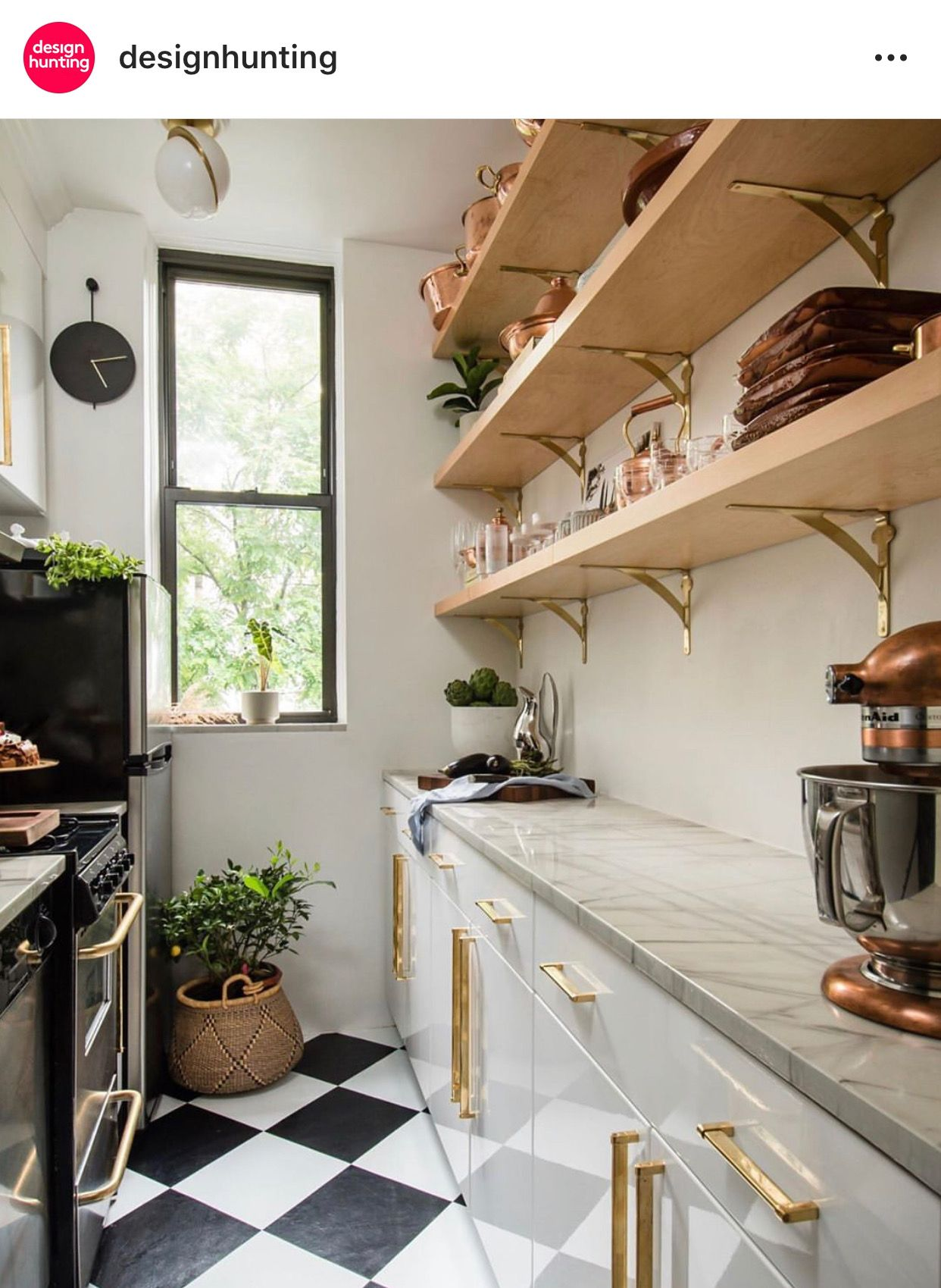 pin by elyssa jechow on home kitchen tiny kitchen floating shelves shelves on kitchen floating shelves id=21829
