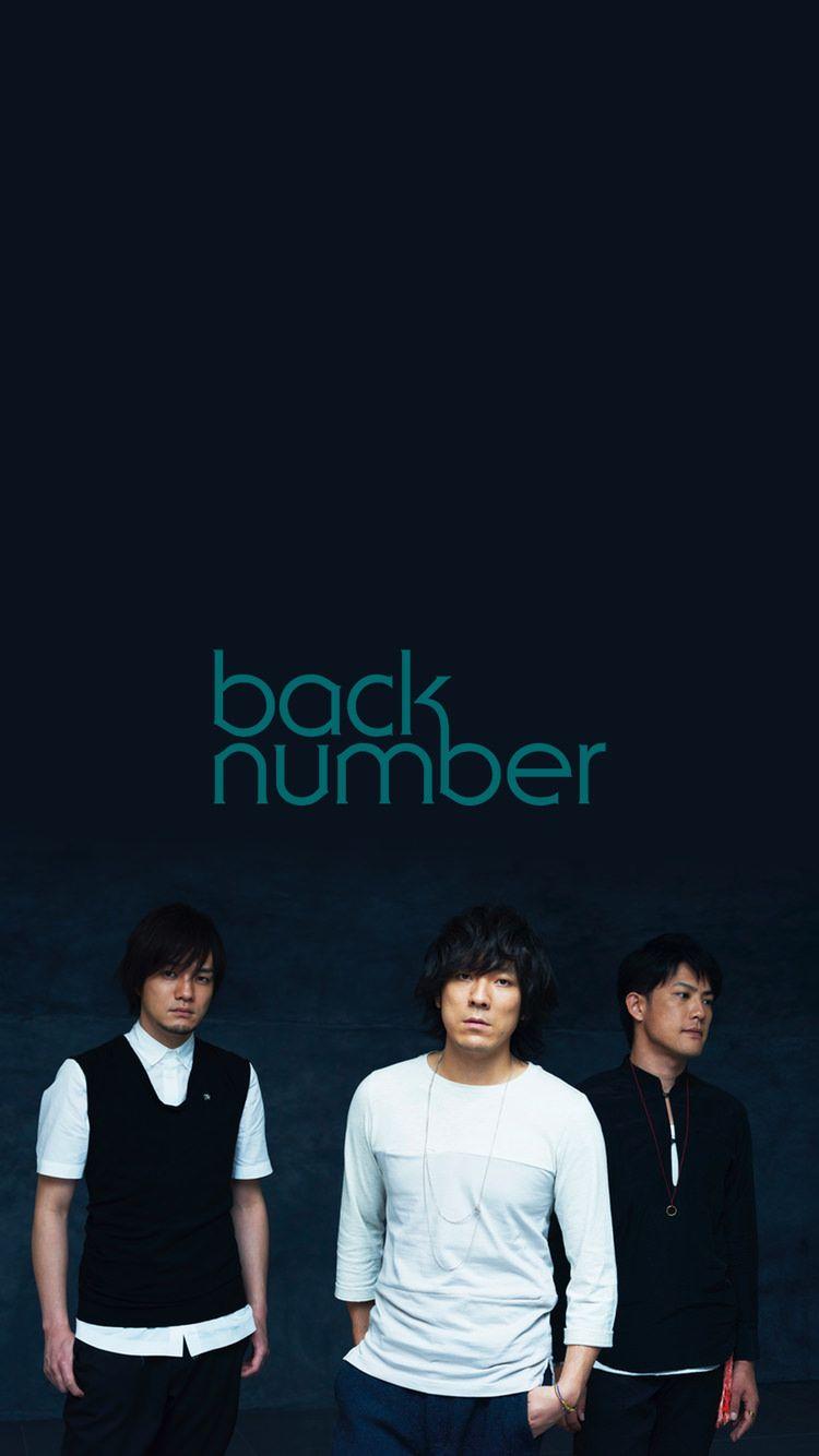 ロゴとback number