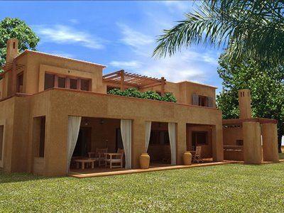 Fachadas de casas fachadas de casas fachadas de casas - Arquitectura rustica moderna ...