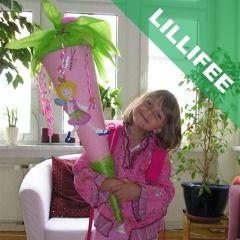 Prinzessin Lillifee Schultüte Selbst Gemacht Schultüte