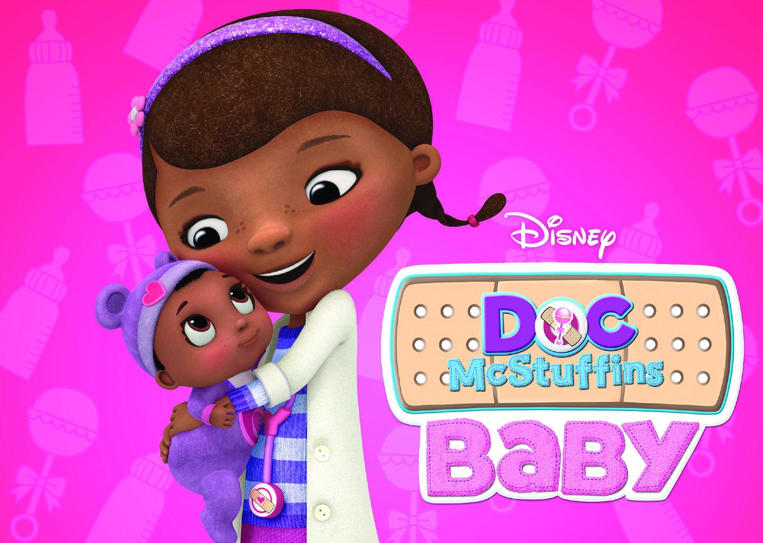 Doc Mcstuffins Baby Doc Mcstuffins Mcstuffins Disney