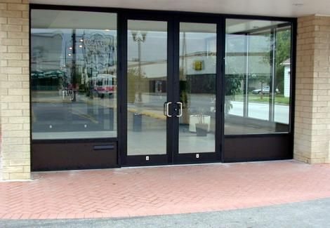 Storefront Doors Sales Installation Repair and Maintenance Valley