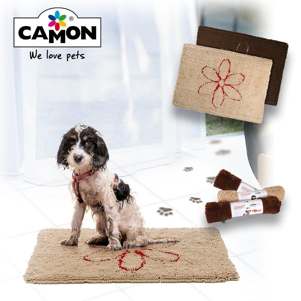 Walky Dog Dirty Dog Rug Microfiber Dog Pet Doormat Anti Slip ...