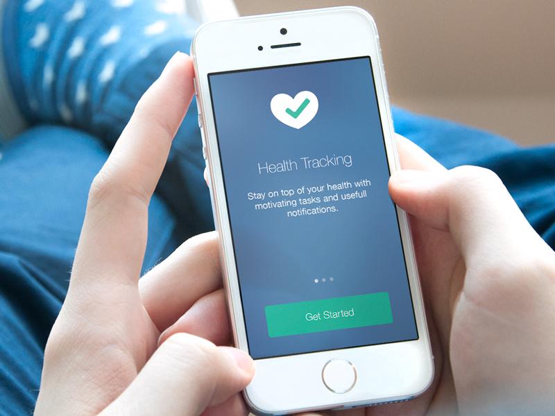 Wellness Health Tracking iOS App Ibeacon, Sim cards, App