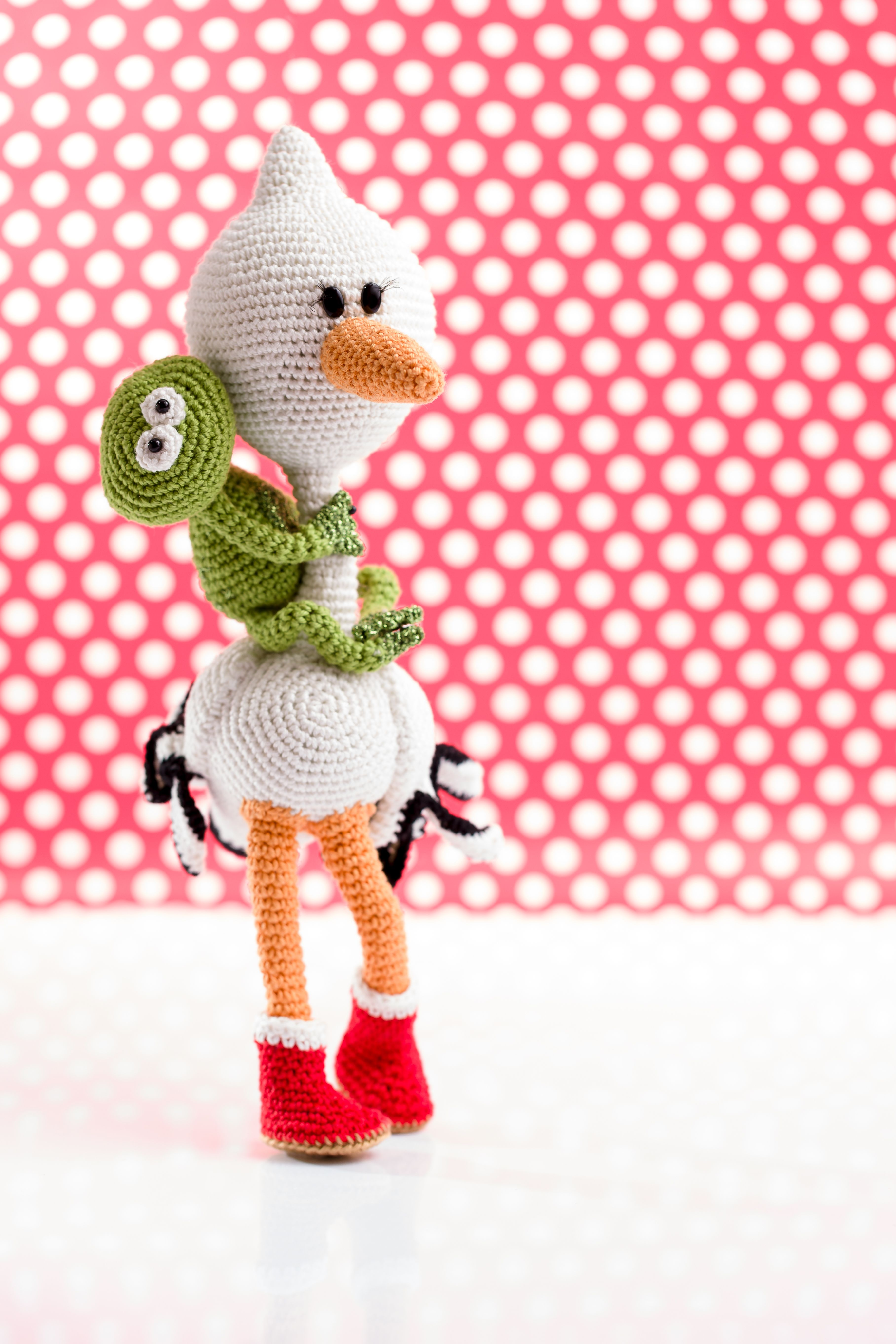 Woolytoons Tristan and Isolde from amigurumi\'s in love | Woolytoons ...