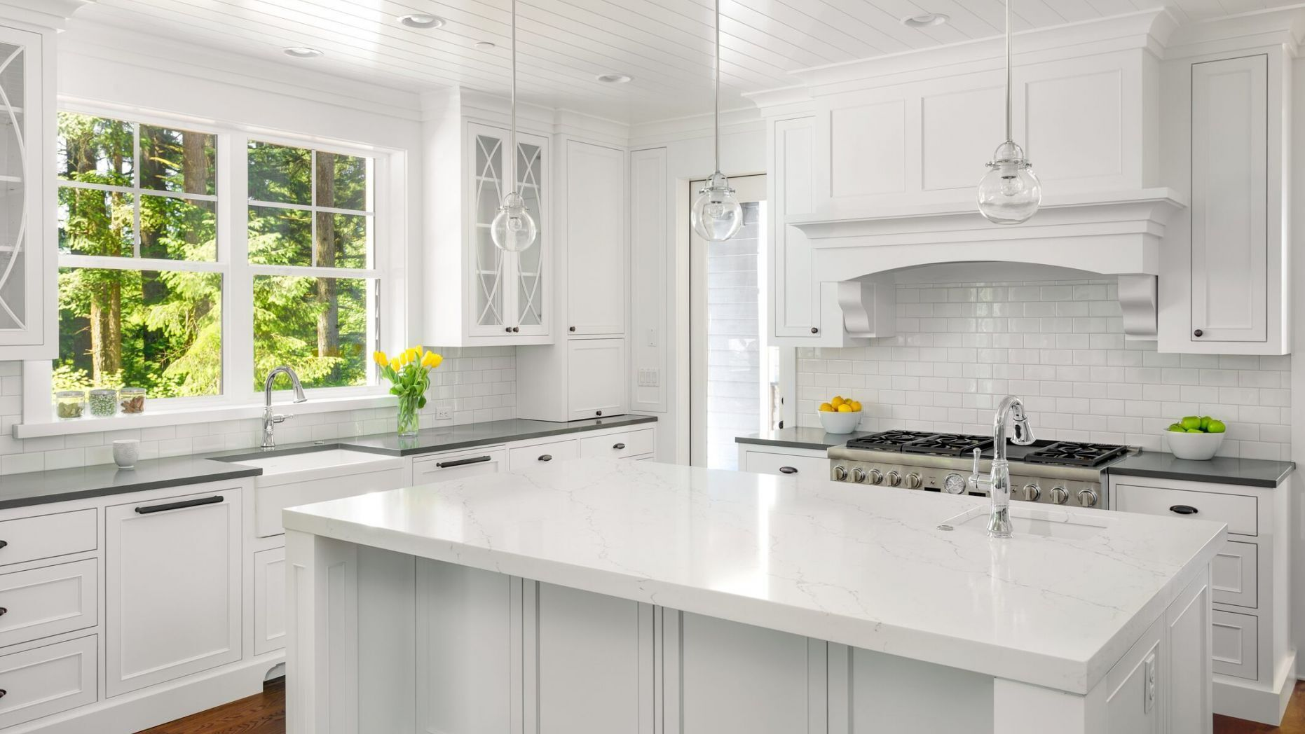 Pin By Power Home Remodeling On Kitchens White Kitchen Design Kitchen Remodel Small Kitchen Remodel Cost