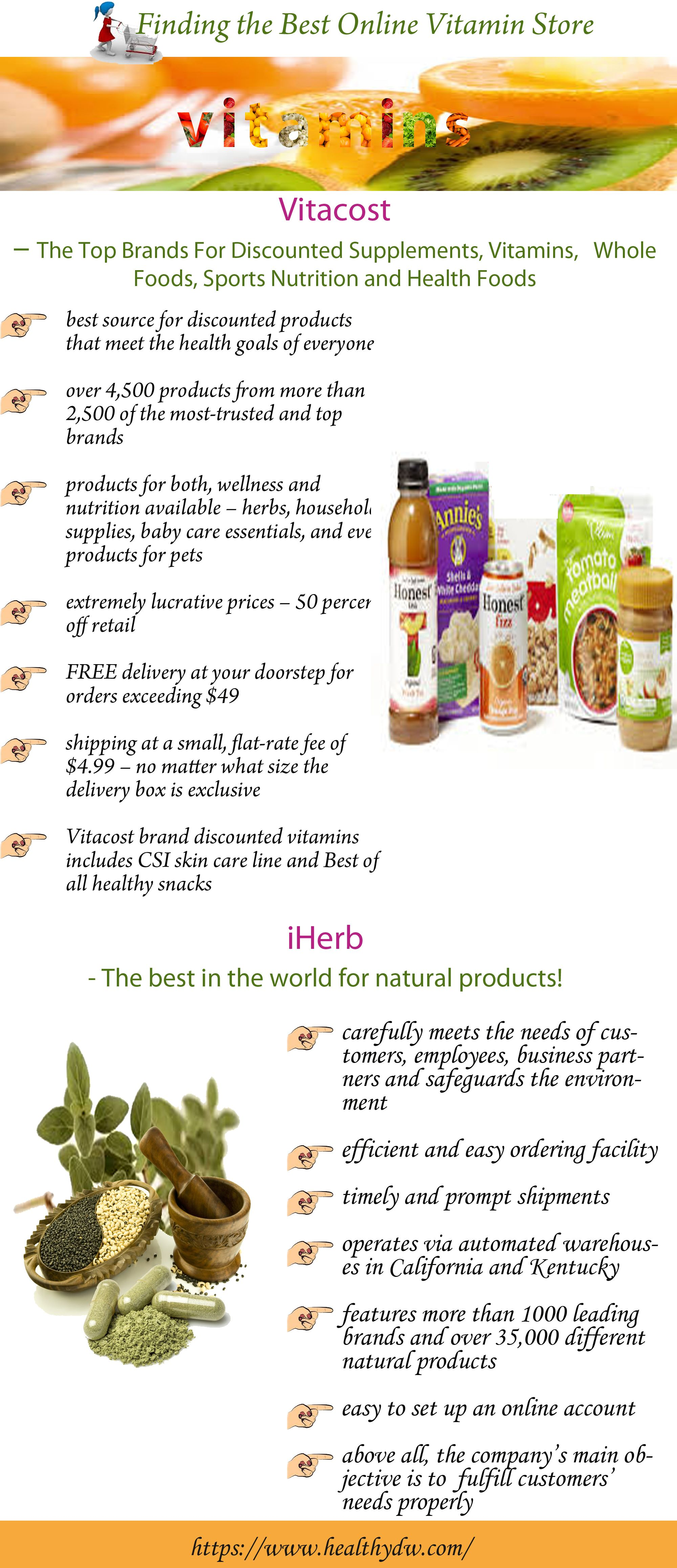 Pin by Anthonymary on Finding the Best Online Vitamin Store
