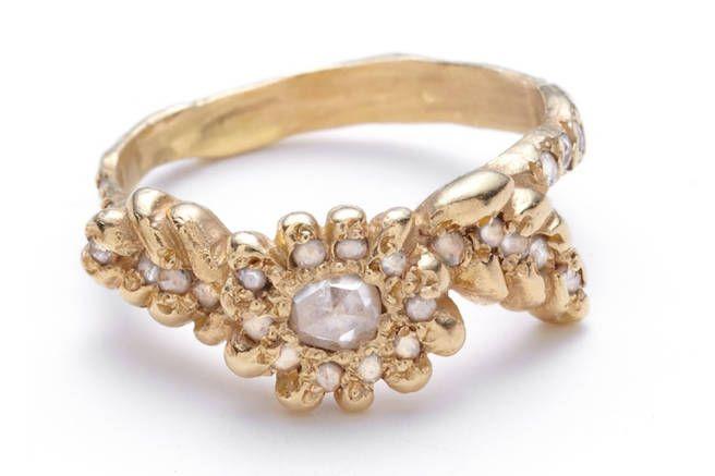 20 Unexpected Engagement Rings - Best Engagement Rings for a Budget - Elle#slide-1#slide-1