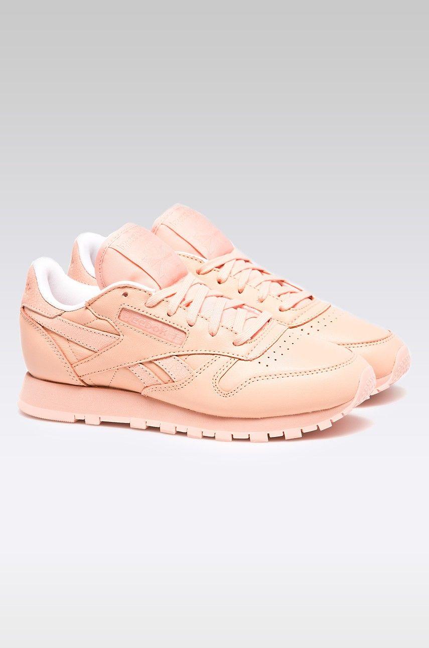 Reebok Buty Cl Lthr Spirit Reebok Shoes Sneakers