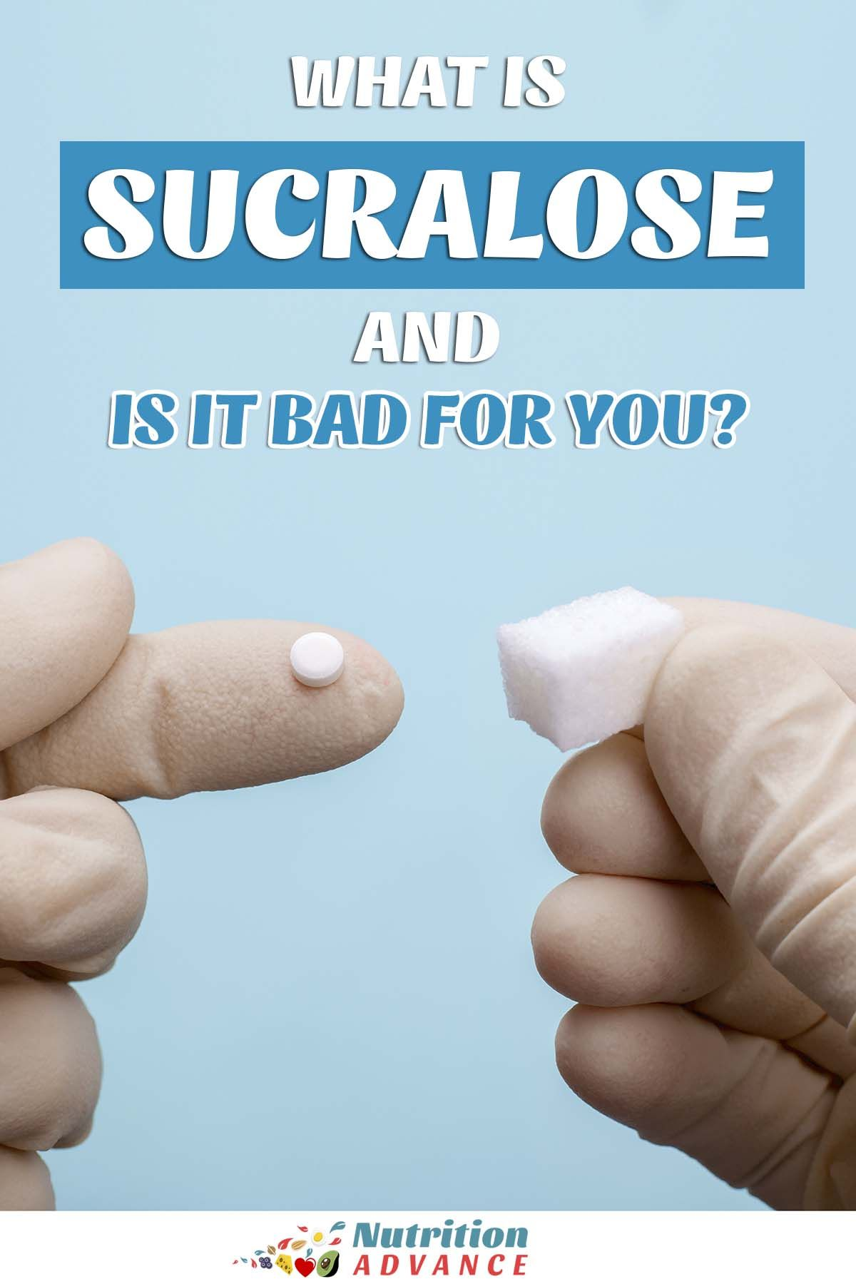 Is Sucralose a Safe Sweetener? | Sucralose, Sweeteners ...