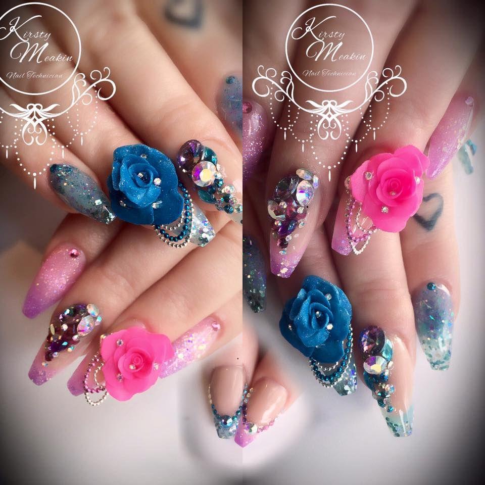 Kirsty Meakin Nail Art | NAIO NAILS PRODUCTS | Nails | Pinterest ...