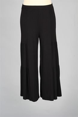 Match Point - Three Tiered Pant - Black