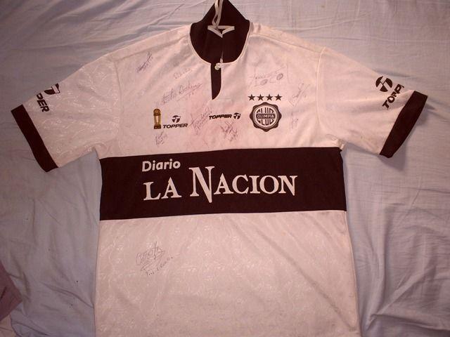 Club Olimpia - Topper 1995.  6ff77570abc77