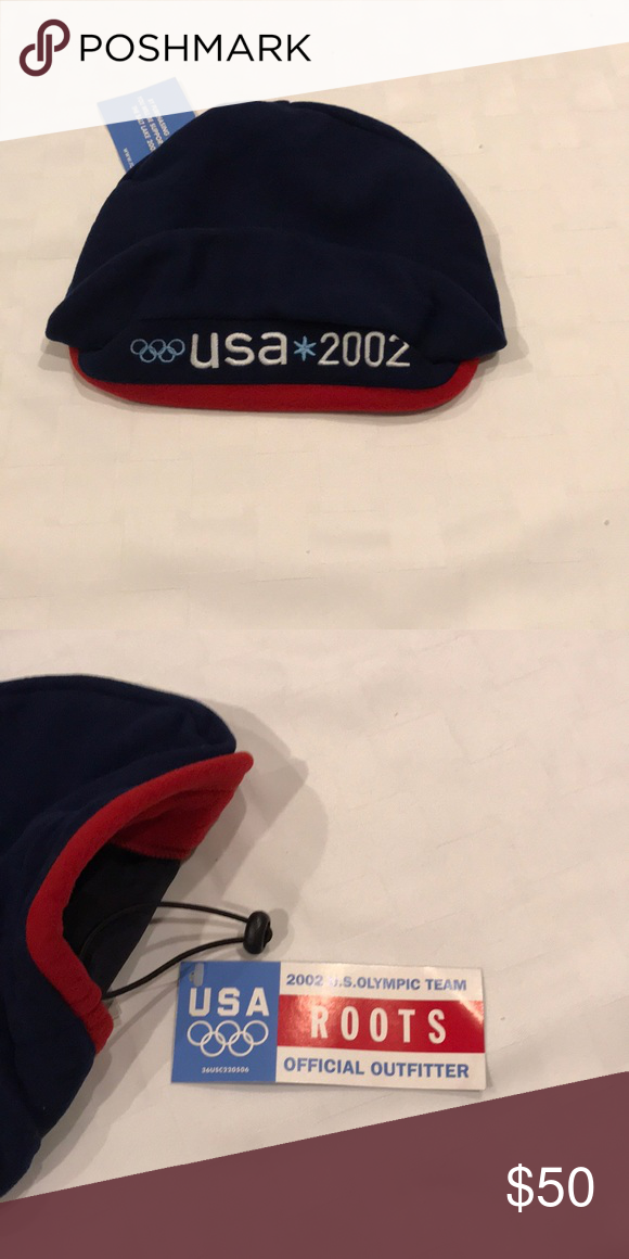 Official 2002 Team USA apparel