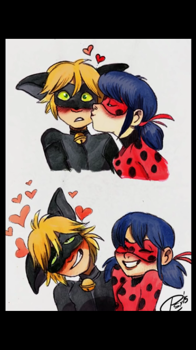 Pin by Kaitlyn York on spots on and claws out | Miraculous ladybug