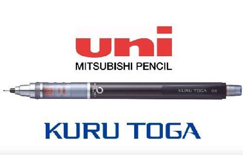 uni Kuru Toga From Mitsubishi Pencil Company | Mitsubishi pencil