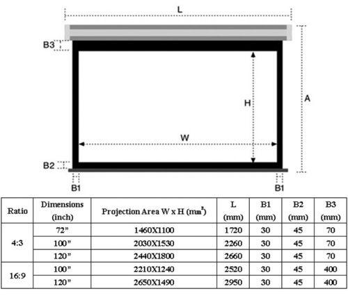 Buy Projector Screen Online Elite Screens Projector Screen Size Projector Screen Home Cinema Room
